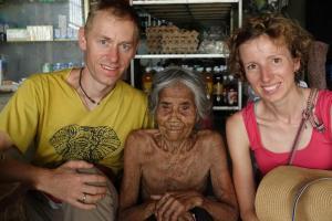 Najstarsza kobieta w Wietnamie