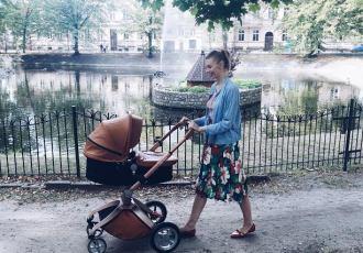 Wózek i spacer