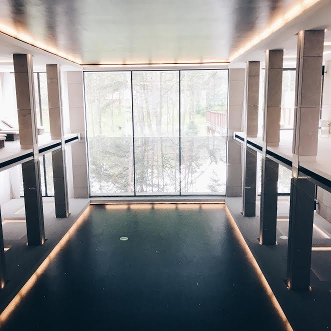 Basen w Hotelu SPA dr Irena Eris Polanica Zdrój