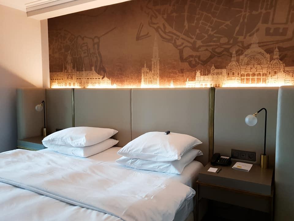 Luxe Badkamers Antwerpen : De schoonste views van t stad u2013 radisson blu astrid hotel antwerp