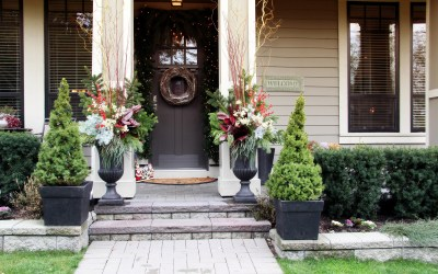 Outdoor Holiday Decorating Ideas