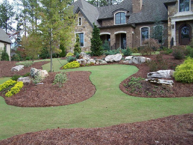 How To Choose The Right Landscape Rock Roedell 39 S Landscaping
