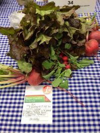 3 Salad Vegetables