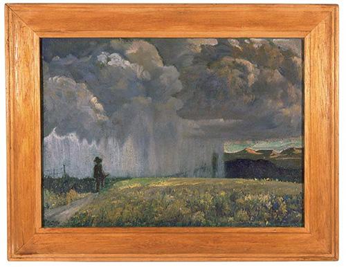 Highveld Summer Rainstorm - Moses Tladi