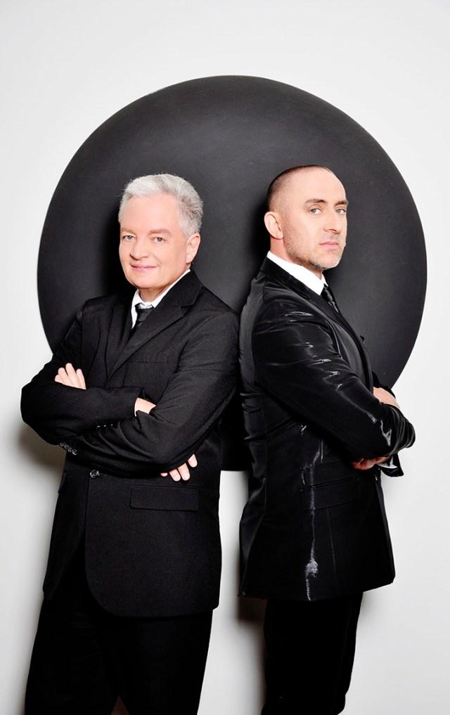 Leon van Nierop en Rocco de Villiers