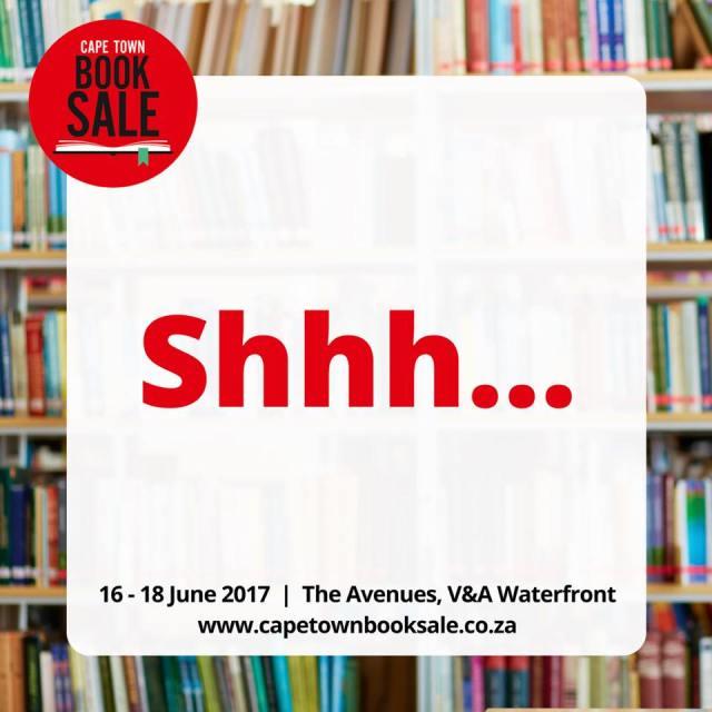 Cape Town Book Sale 2017