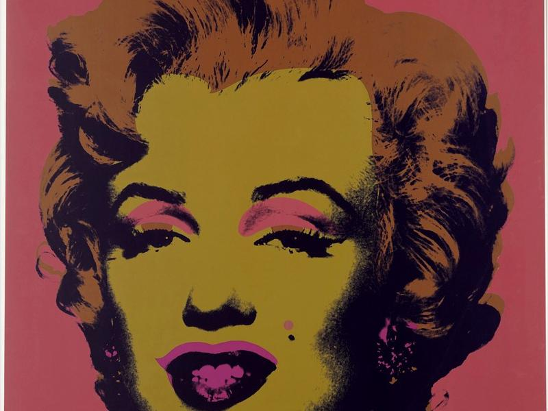 Marilyn (1967), Andy Warhol