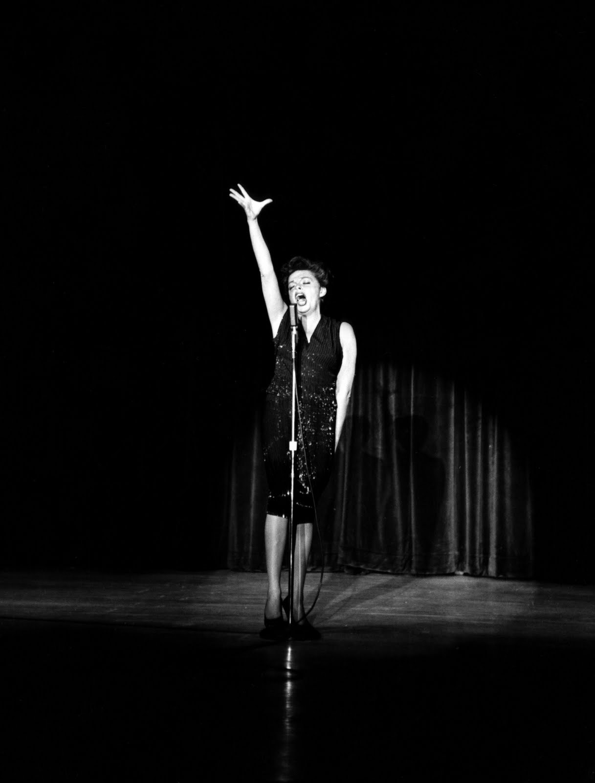 Judy Garland, Las Vegas 1963