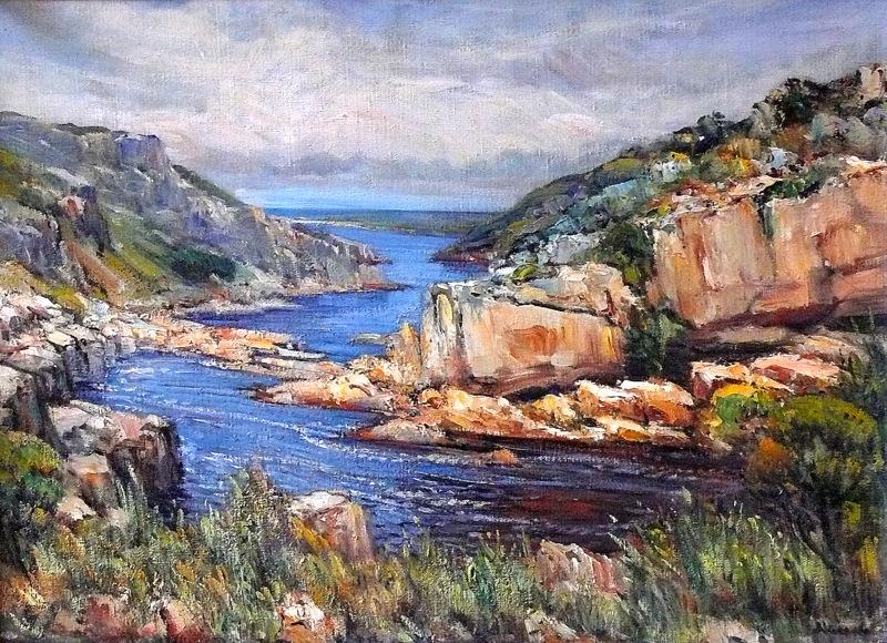 Palmietrivier - Hugo Naudé