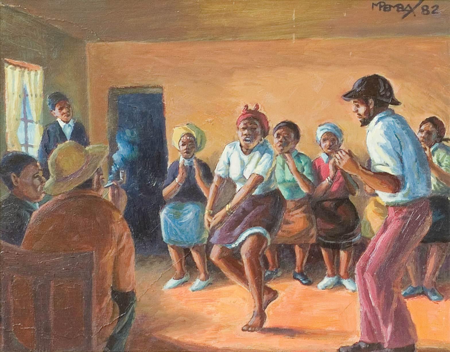 George Pemba Township Dance