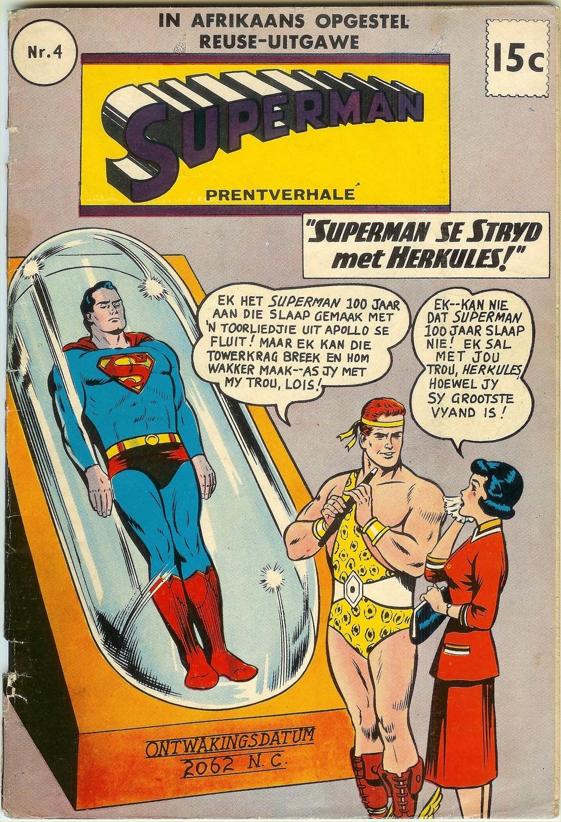 Superman, September 1960