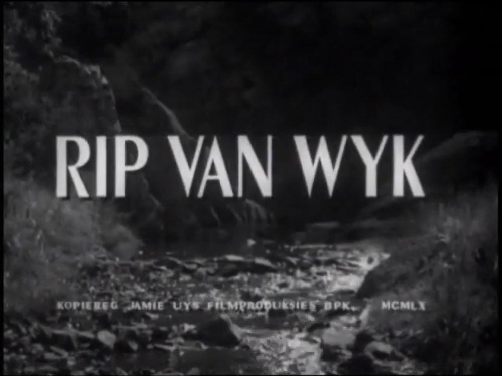 Rip van Wyk, 1960