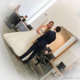 Tim en Selena getrouwd