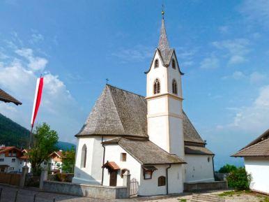 Chiesa parocchiale di Cauria