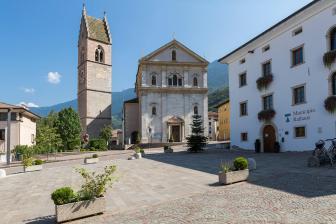 Dorfzentrum Salurn
