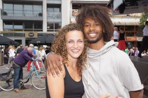 Roeselare danst op de batjes met Malik en Morgane uit So you think you can dance