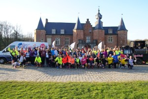 Wings for Life World Run / Training Run Roeselare