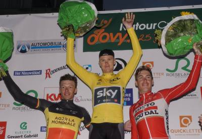 Froome Wint Natourcriterium Roeselare2017