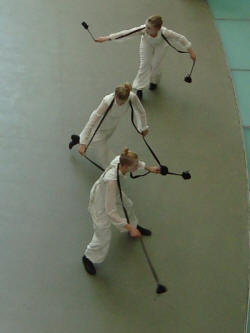 danseinstallation Pandoras Gave af Marie Brolin-Tani