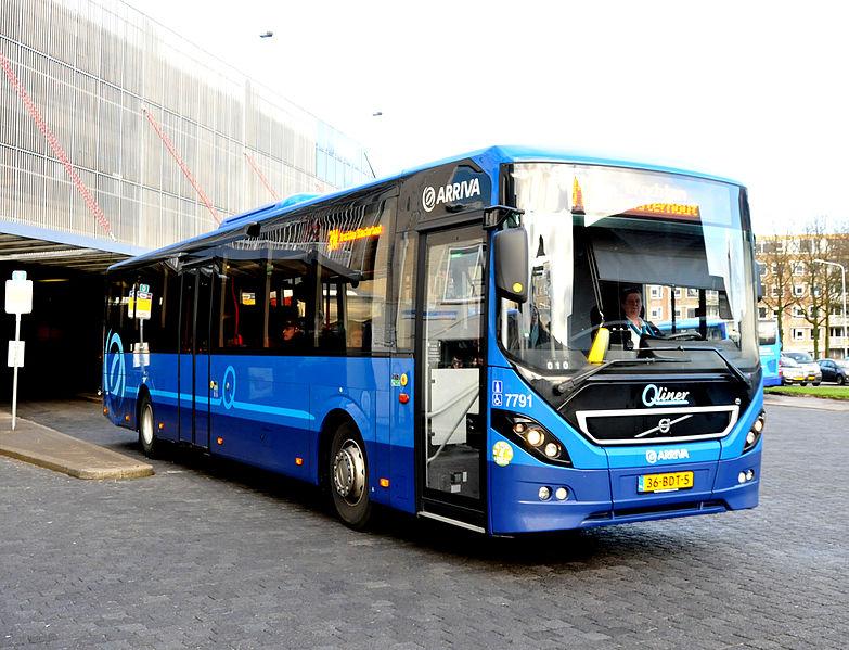 Een comfortabele bus tussen Roeselare-Ieper