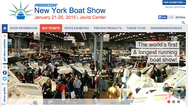 ROFFS™Exhibiting at New York National Boat Show