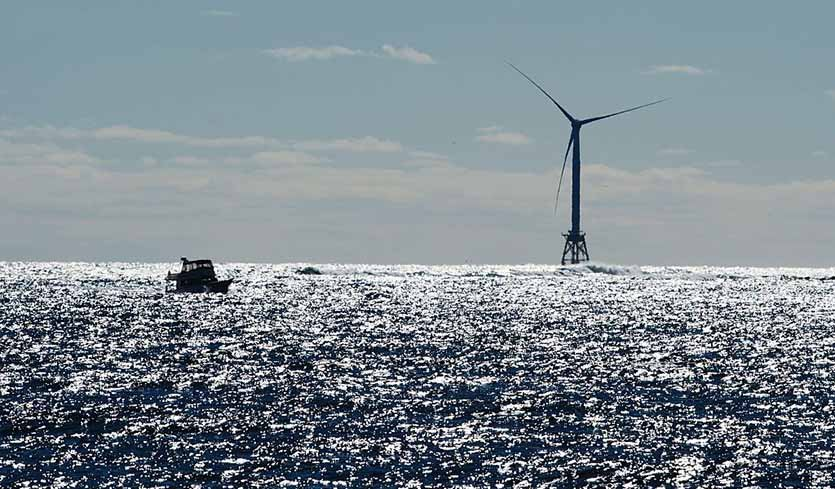 Offshore Wind Farms: Allaying Concerns About Hurricanes and About Fishing