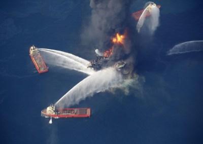 Deepwater Horizon Rig Oil Spill