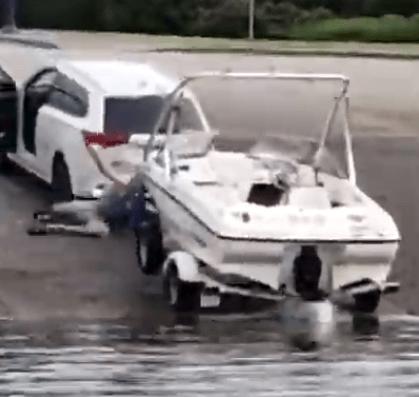 Boat Ramp!