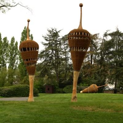Jardin des Arts - Erddrachen