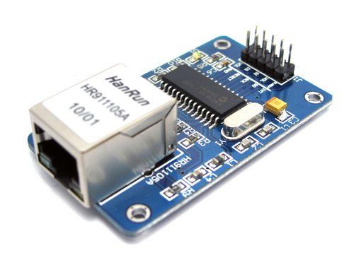 Arduino – Ethercard