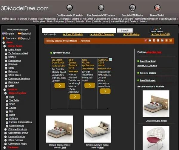 3D Model Free   www.3dmodelfree.com