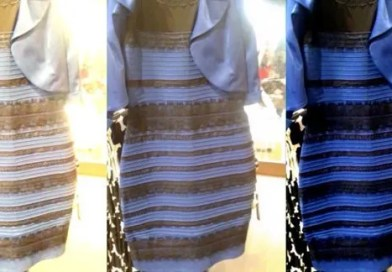 "Viral – ""What colour is this dress?"""