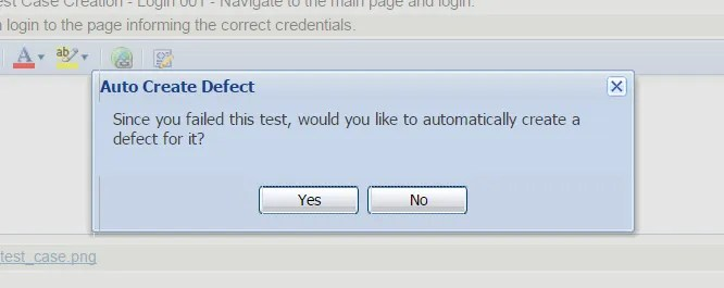Raise a Defect in QA Complete