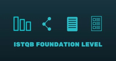 ISTQB FOUNDATION LEVEL