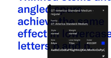 whatfont chrome extension