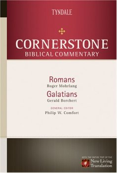 Romans Commentary Cover