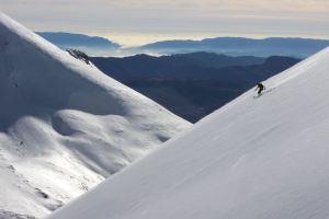 esqui de travesía