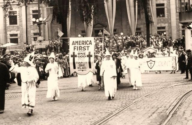KKK.Binghamton