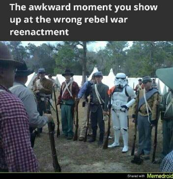 wrong reenactment