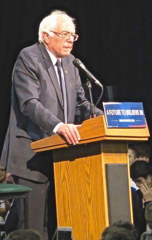 Bernie in ALB