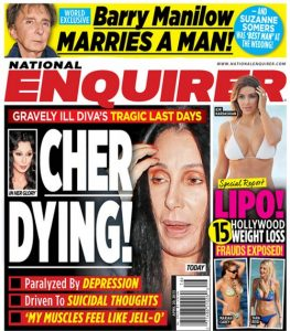 cher-dying