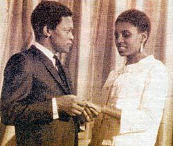 Masekela, Makeba 1964