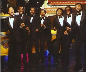 Richard, Otis, Eddie, Melvin, Glenn, David, Dennis
