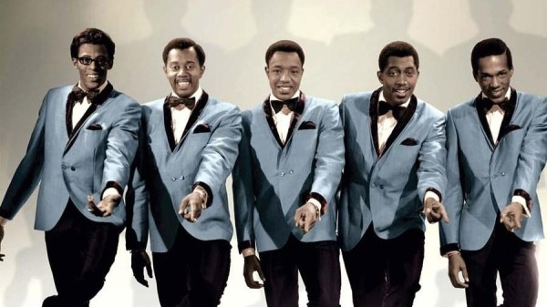 David, Melvin, Paul, Otis, Eddie