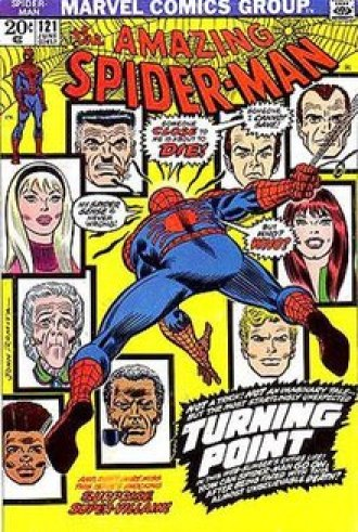 Amazing Spider-Man 121