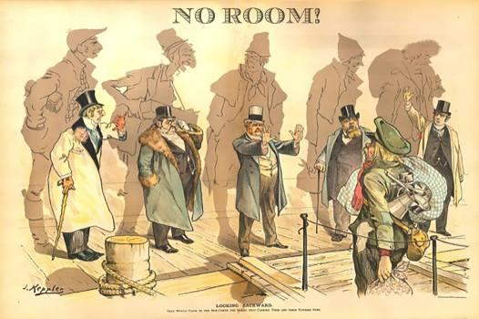 No Room!