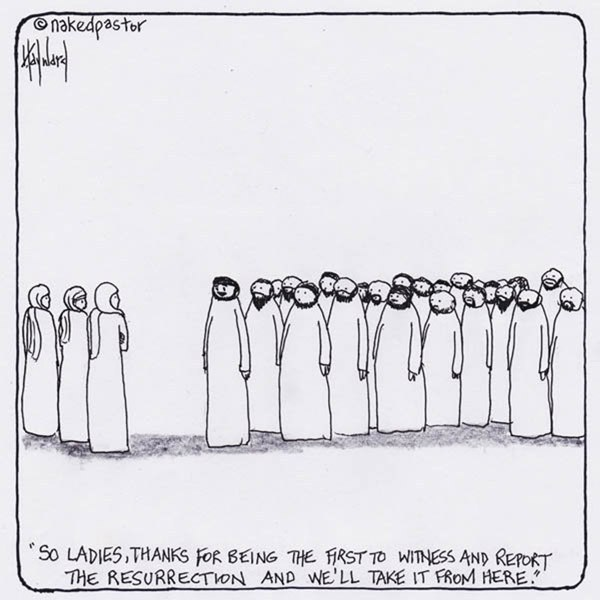 Women and the Resurrection