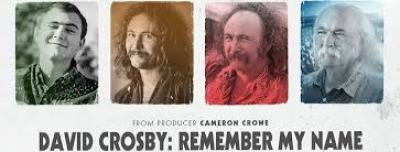 David Crosby.Remember My Name