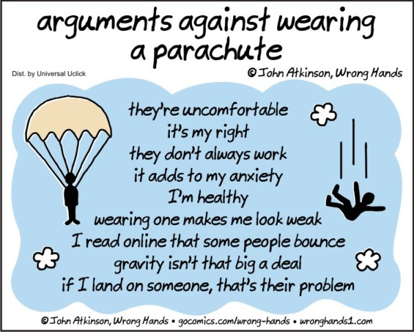 arguments-against-wearing-a-parachute