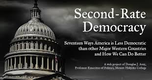second-rate democracy